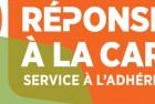 «Réponses à la Carte» est le nouveau service téléphonique réservé aux adhérents (Accès Adhérents)